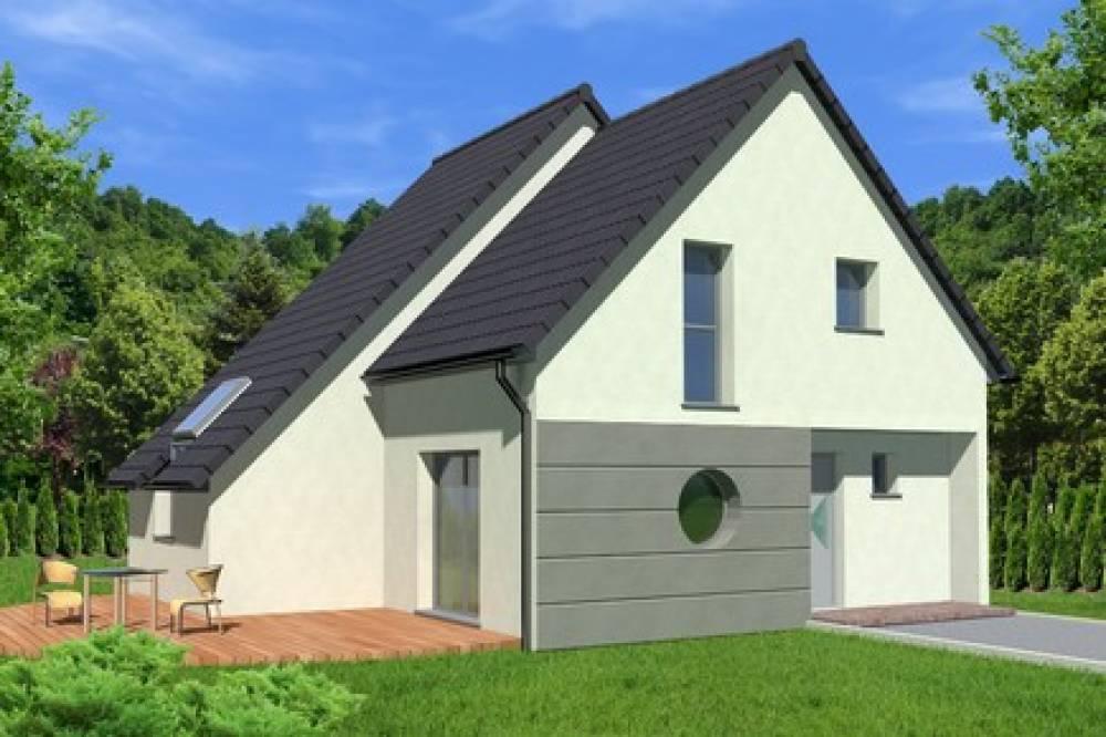 Gros Réderching : maison avec cave
