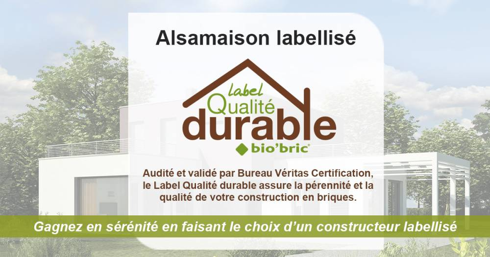 Label qualité durable Bio Bric